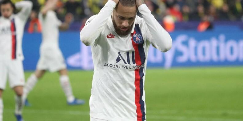 Neymar ne vaudrait plus que 83 millions d'euros