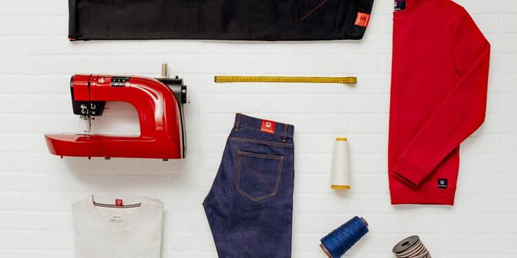 Comment la marque de jeans 1083 réinvente la filière textile tricolore