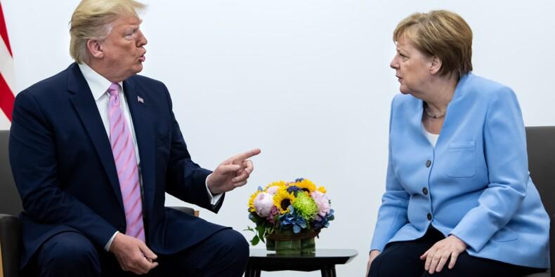 Donald Trump veut retirer une partie des soldats américains d'Allemagne