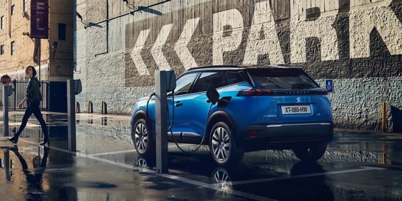 Pourquoi les ventes de voitures électriques progressent si vite
