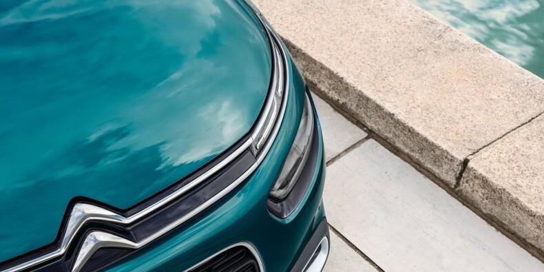 ë-C4 : Citroën dévoile le nom de la future C4 électrique