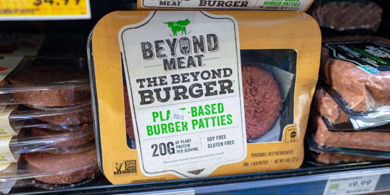 Beyond Meat, le géant de la viande végan, lance sa production en Europe