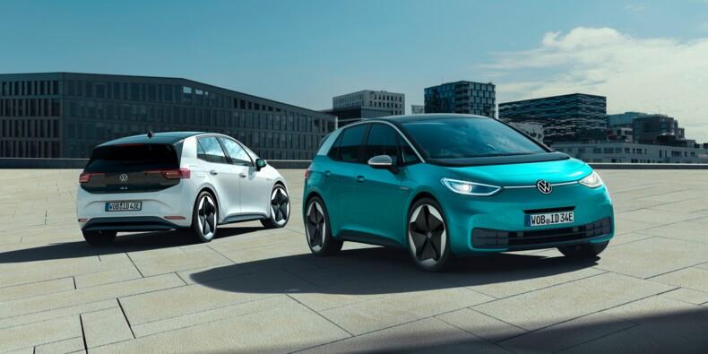 Le lancement de la Volkswagen ID3 repoussé à septembre