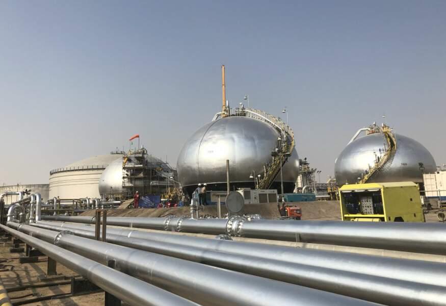 Saudi Aramco, le géant pétrolier de l'Arabie saoudite