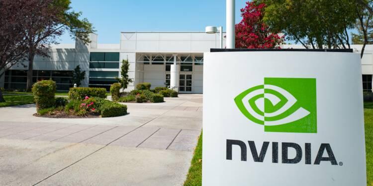 """Nvidia, le géant high-tech américain, """"ne connaît pas la crise"""" : le conseil Bourse du jour"""