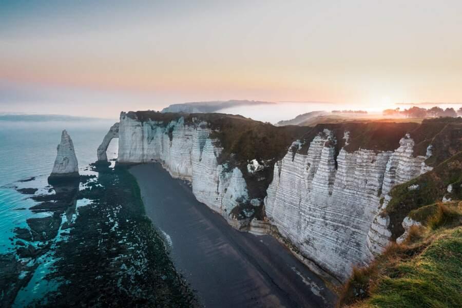 Louer une voiture pour découvrir la Normandie