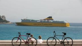 Corsica Ferries accusé de vendre des trajets Nice-Corse au départ de… Toulon