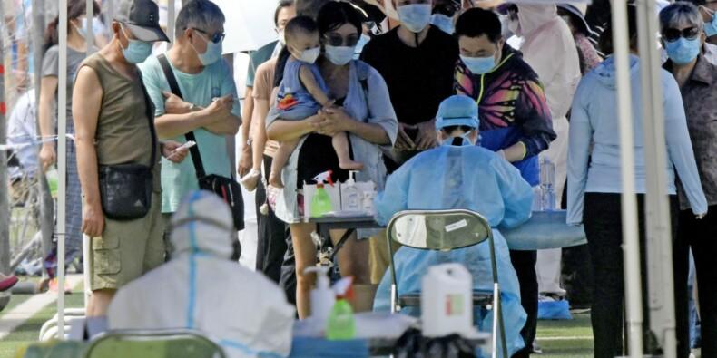 """Épidémie : Pékin déplore une situation """"extrêmement grave"""""""