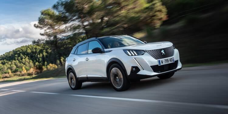Essai du Peugeot e-2008, le SUV électrique de la marque au Lion