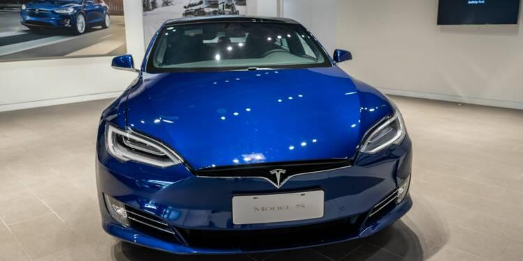 Tesla annonce un record d'autonomie pour sa Model S