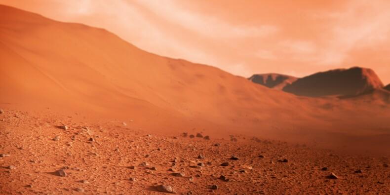 Airbus va plancher sur un rover capable de ramener des échantillons de Mars