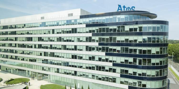 Atos fait mieux que le CAC 40, dans la hausse des actions : le conseil Bourse du jour