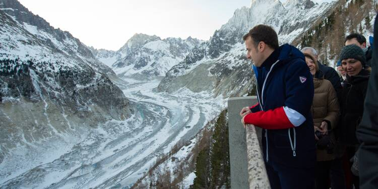 """Le sympathique """"pourboire"""" des membres du Haut conseil pour le climat, créé par Macron"""