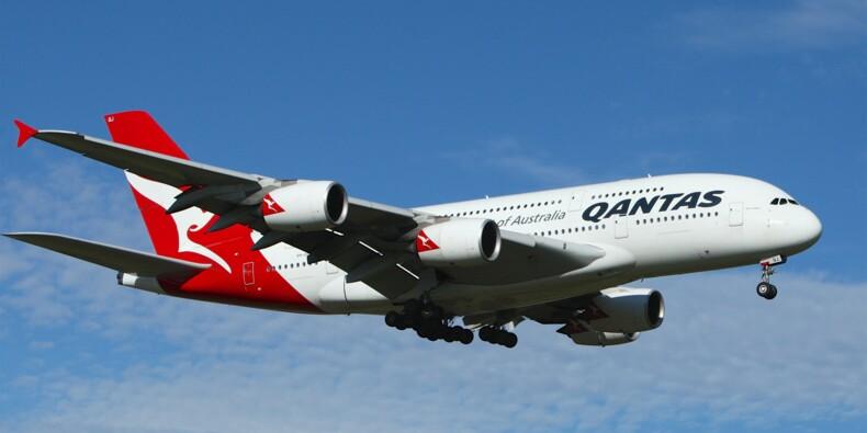 Australie : Qantas supprime ses vols internationaux jusqu'à fin octobre