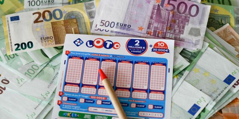 Française des Jeux (FDJ) a vu les mises s'effondrer depuis la crise, les profits en berne