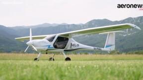 Découvrez en vidéo le premier avion électrique certifié en Europe