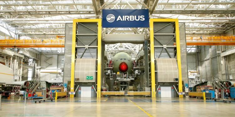 """Airbus se prépare à prendre des décisions """"difficiles"""" pour l'emploi"""