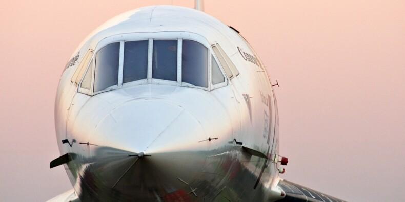 Le retour de l'avion supersonique enterré par la crise ?