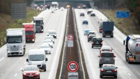 """La ministre des Transports """"favorable"""" aux 110 km/h sur autoroute"""