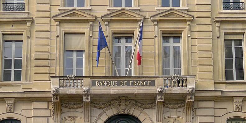 La Banque de France relève sa prévision de croissance pour 2021