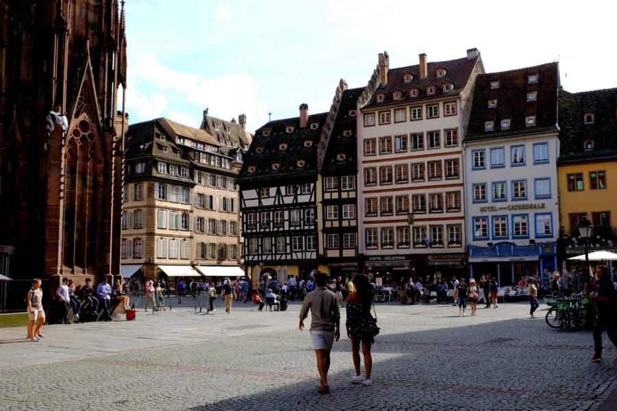 Festival des arts dans la rue de Strasbourg - 7 au 9 août