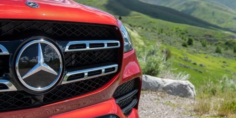 Dieselgate : Mercedes visé par une action collective