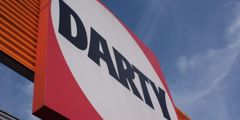 Des clients de Darty ciblés par une campagne de phishing