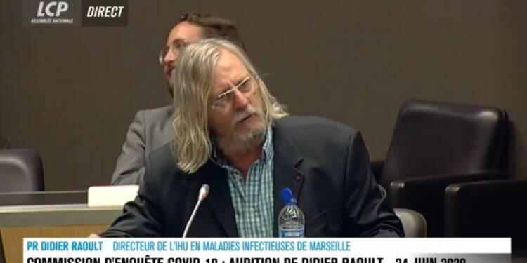 """Didier Raoult : """"J'étais un extraterrestre dans le conseil scientifique"""""""