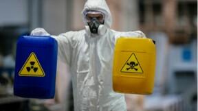 Un Britannique condamné pour avoir volé du gaz moutarde