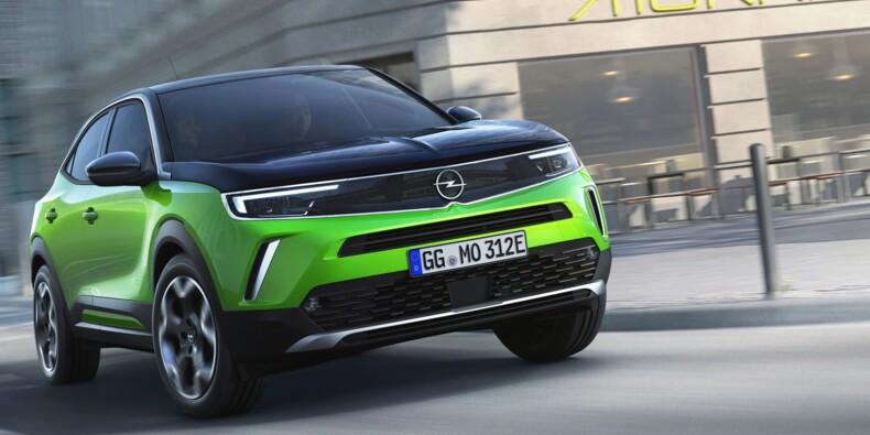 L'Opel Mokka 2020 change de look et se convertit à l'électrique