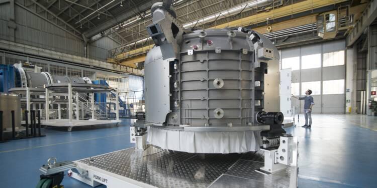 Thales décroche un contrat pour la station spatiale privée d'Axiom Space