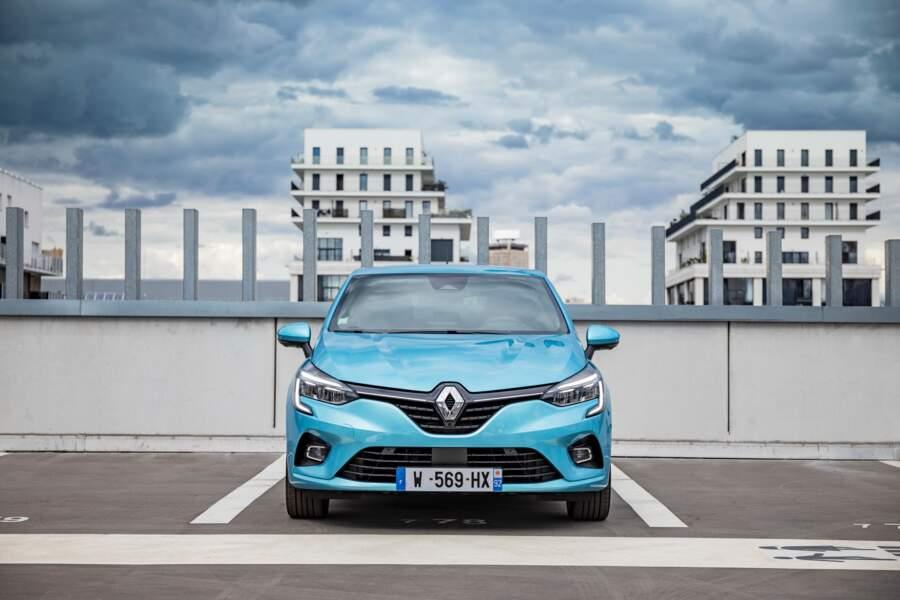 Renault Clio E-Tech (hybride classique)