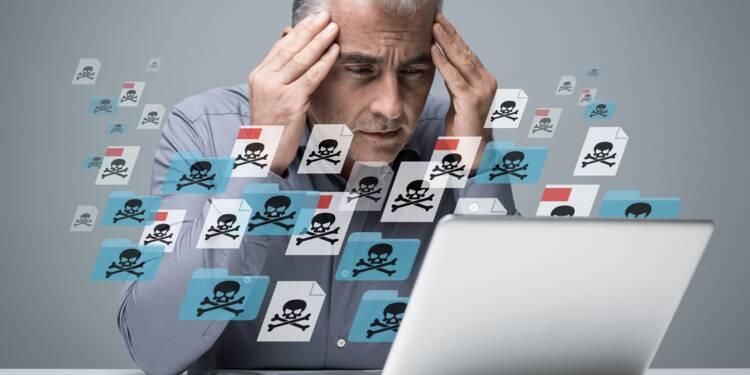 Cyberattaques : les grands patrons encore très vulnérables