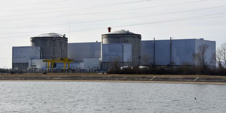 Electricité : rideau pour la centrale nucléaire de Fessenheim