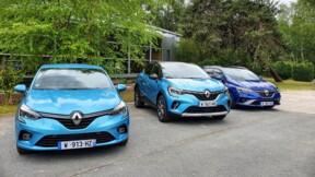 Renault hybride : notre essai des Clio, Captur et Mégane E-Tech