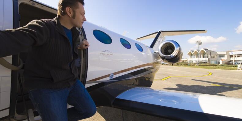 Les vols en jets privés se multiplient en France depuis la fin du confinement