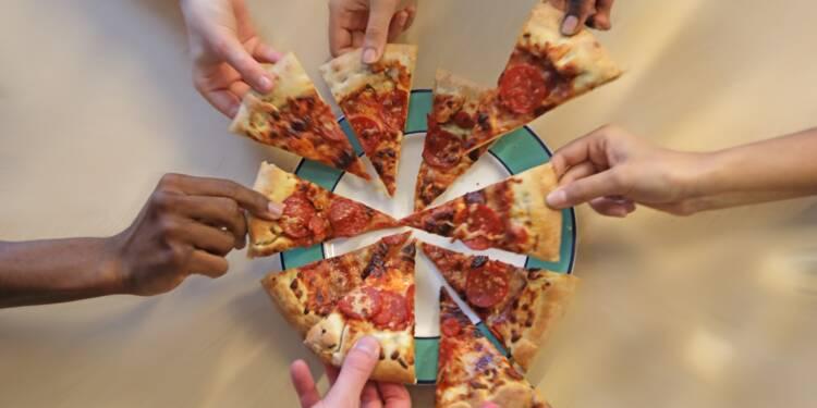 La nouvelle pizza très particulière de Pizza Hut