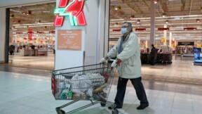 Var : 14 salariés d'un hypermarché Auchan placés en quatorzaine