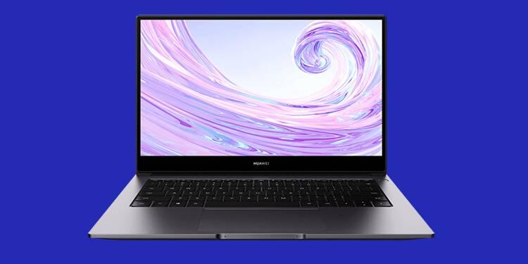 Huawei : 21% de réduction sur le PC portable MateBook D 15 chez Amazon