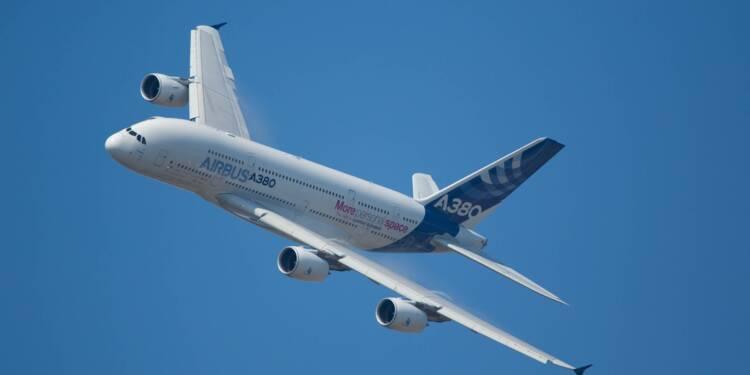 Airbus, Safran, Thales… l'aéronautique bondit en Bourse, une page de l'ère Trump se tourne