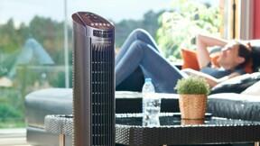 Amazon : 33% de réduction sur le ventilateur colonne Taurus