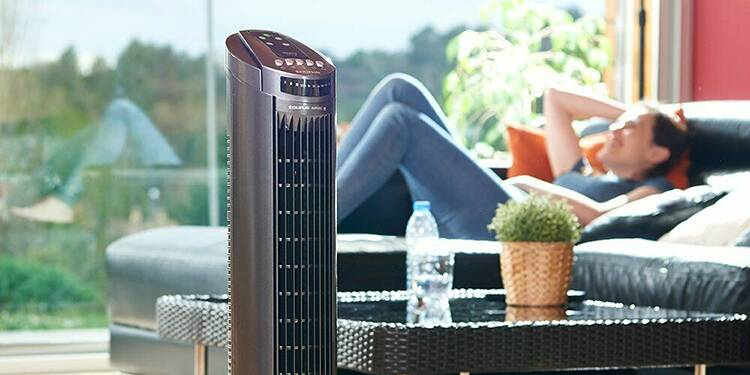 Amazon : 33% de réduction sur le ventilateur colonne Taurus