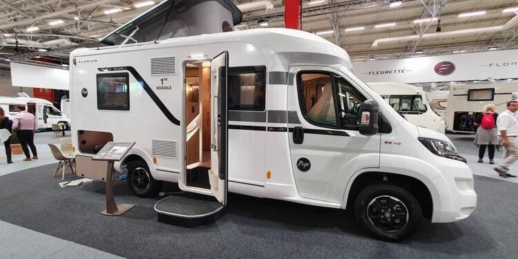 Le salon des camping-cars et des caravanes maintenu