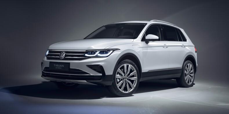 """Volkswagen Tiguan hybride rechargeable : tout savoir sur cette version """"eHybrid"""""""