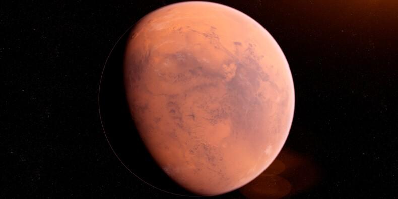 La Chine va réaliser sa première mission sur Mars