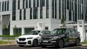 Essai des BMW X1 et X3 hybrides rechargeables : premier contact au volant
