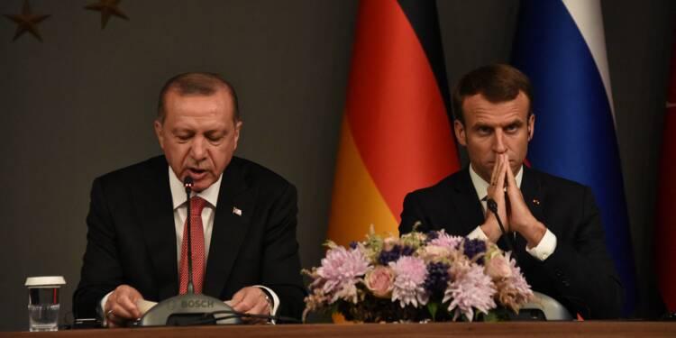 Pic de tensions entre la Turquie et la France, qui se retire d'une opération de l'Otan
