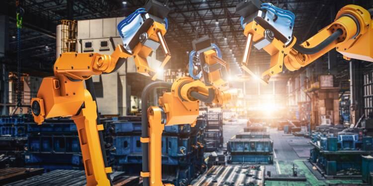 Robots : la Chine domine le monde, la France distancée