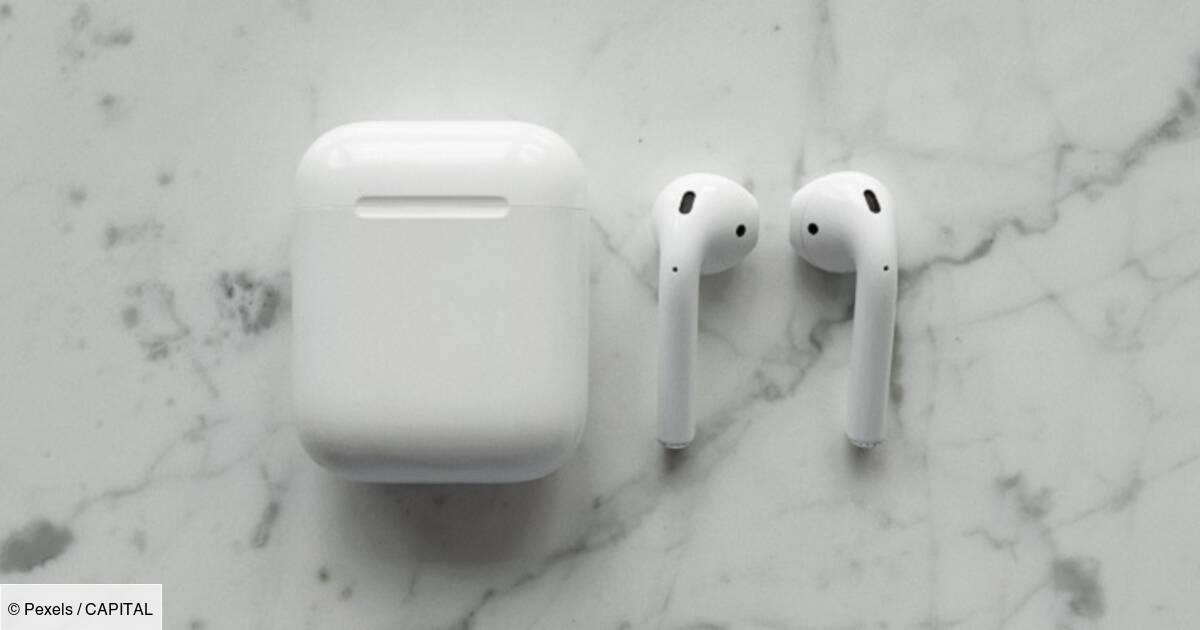AirPods : les écouteurs sans fil Apple à seulement 148 euros chez Amazon