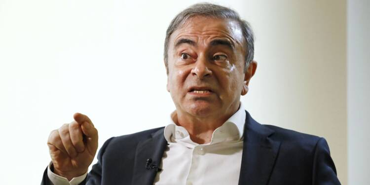 L'ancien jet d'affaires de Carlos Ghosn vendu par Nissan